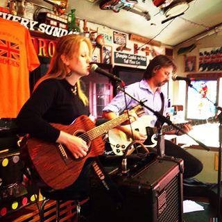 Guitar-A-thon 2013 ACS Fundraiser 9/20/13 at Cameron's Pub in Half Moon Bay