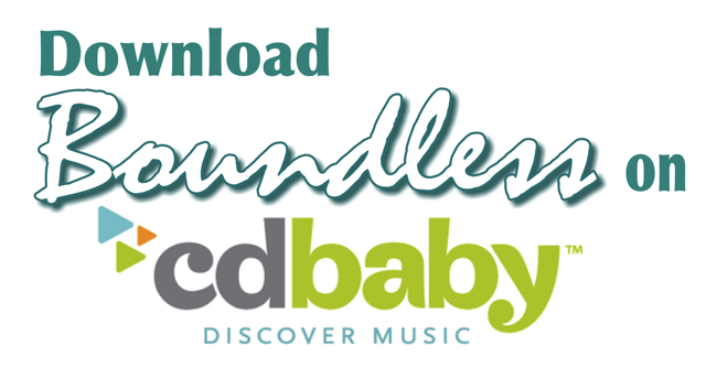 Boundless on cdbaby link